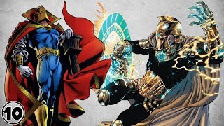 Top 10 Alternate Versions Of Doctor Fate