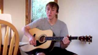 """All I Ever Wanted"" (Chuck Wicks Cover) My original music is on iTunes -- Tyler Barham"