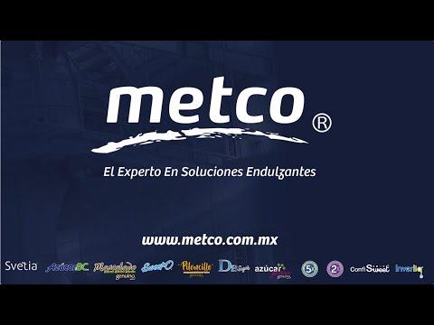 """Metco Industrial """"El experto en soluciones endulzantes"""""""