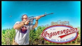 Brownells Retro BRN-10A Armalite AR-10 7.62x51 Clone Rifle Review