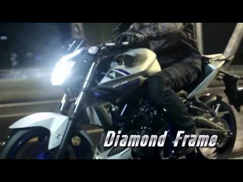 Yamaha MT-03 2016 - Official video