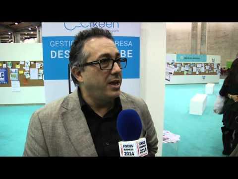 Entrevista a Julián Lorenzo en el #DPECV2014