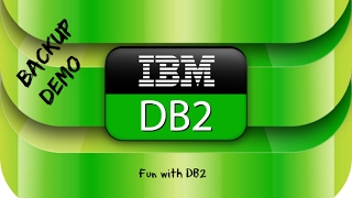 DB2 Basics Tutorial Part 17 - Backup Demo