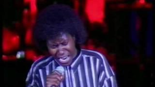 Joan Armatrading Shouting Stage