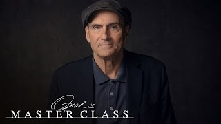 The Day James Taylor's Father Rescued Him in New York City | Oprah's Master Class | OWN