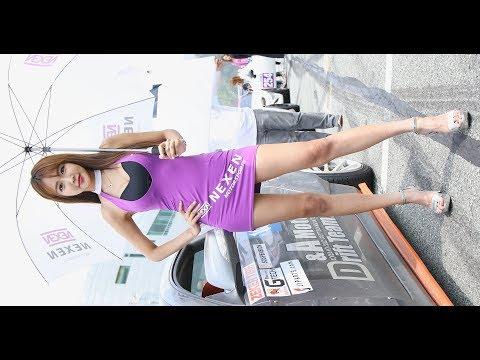 190505 레이싱모델 ★조인영★넥센스피드레이싱 2전 [4K]/FANCAM 직캠 by mook 묵/