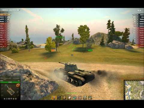 World of Tanks KV-3 11kills by Donsor