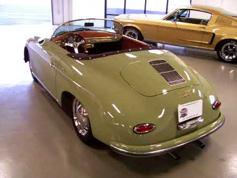 Video of '57 Porsche 356 located in Georgia Offered by Cloud 9 Classics - MKVW
