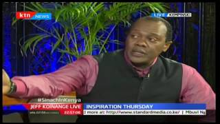 Jeff Koinange Live : Inspiration Thursday with Emmy Koigei (Part 3) 24/11/2016