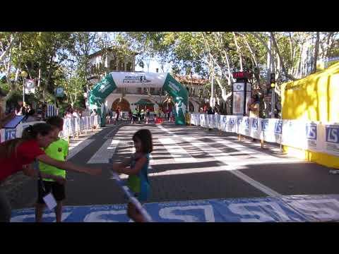 Video llegada del Campeón 5km