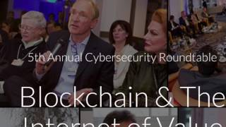 Carlos Moreira will be moderating the Wisekey Davos Blockchain  Roundtable 2017