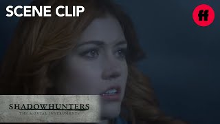 Shadowhunters | Season 2, Episode 7: #Clace Rescues an Angel | Freeform