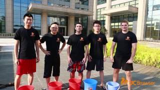 ALS Ice Bucket Challenge UC Browser
