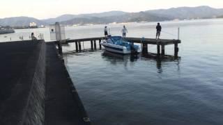 浜名湖釣りポイントリステル前静岡県浜松