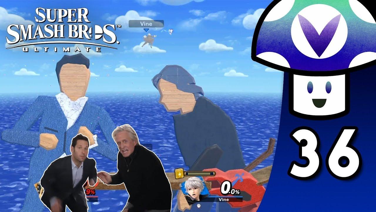 Vinesauce] Vinny - Super Smash Bros  Ultimate (PART 36