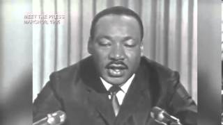 Martin Luther King Jr Meet The Press March 28 1965