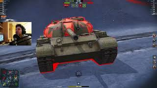 WoT Blitz - Редкий гость AMX 50-120 и финты от AMX 13 90 - World of Tanks Blitz (WoTB)