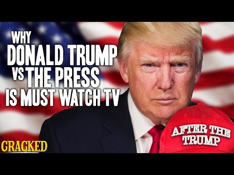Why Donald Trump Vs The Press Is Must Watch TV - After The Trump #5