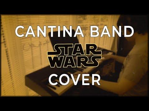 Cantina Band - Star Wars - Piano (Electro) Cover