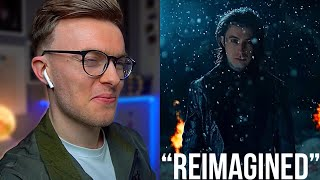 HATED The Original...WOW   Falling In Reverse - The Drug In Me Is Reimagined   First REACTION!