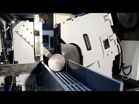 ITL-CSNC-200 Numerically Controlled High Speed Circular Saw Machine