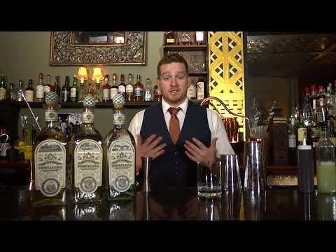 New York Bartending School  Tequila Fortaleza