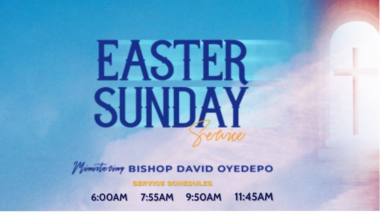 Winners Chapel Easter Sunday 4 April 2021 Live Service