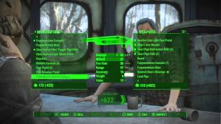 How to remove radiation from your health on Fallout 4