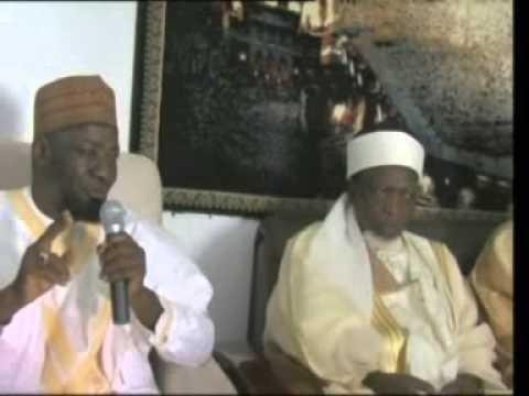 Sheick Kabiru Gombe Tarihin Rasuwar Malam Jafar & Sohon Shugaban Izala