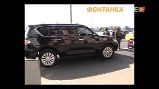 Полиция и ФСБ остановили кортеж Пригожина