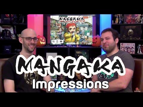 Mangaka Impressions | RFC Podcast