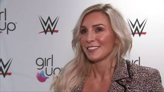 Charlotte Flair on first all-women WWE PPV and her feud with Becky Lynch