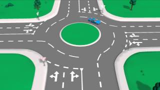 Road rules: roundabouts