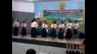 preview picture of video 'Lomba Padus SMPN 4 Sragen'