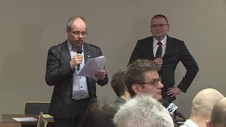 Maciej Nawacki podarł apel olsztyńskich sędziów