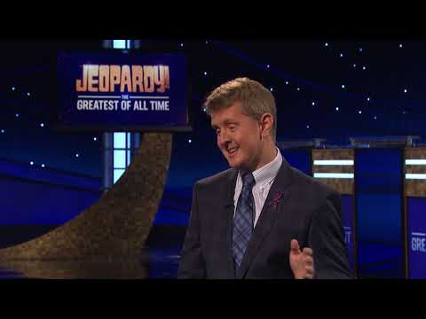 Post-Match 3 Interview - Jeopardy! The Greatest of All Time