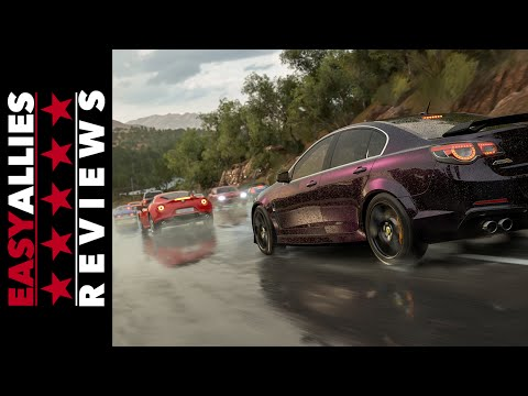 Forza Horizon 3 - Easy Allies Review - YouTube video thumbnail