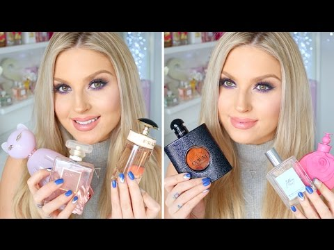 Top 10 Perfumes & Fragrances! ♡ ft Scentbird!