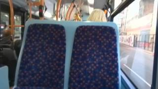 preview picture of video 'A Journey on London bus Route 287 - 15034 (LX58CGU)'