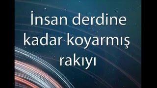 Koray Avcı - Gittin Gideli w/Sözler-Lyrics