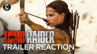 Tomb Raider Trailer #2 Reaction & Review