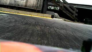 preview picture of video 'onboard @ RC-Car 1:5 Nitro; on Racetrack Mistelbach Austria'