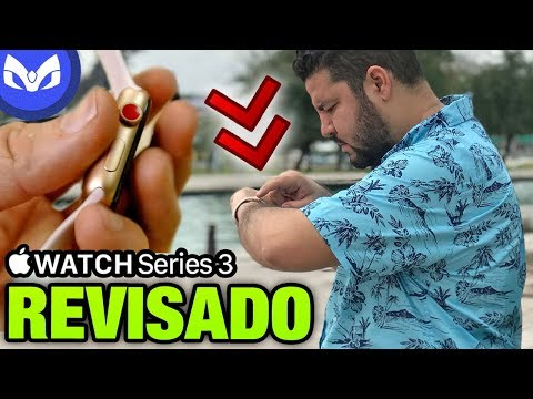 APPLE WATCH 3 REVIEW - LO QUE NECESITAS SABER - VALE LA PENA?