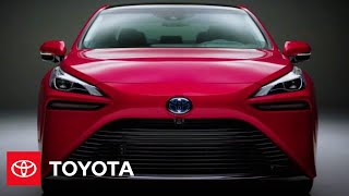 2021 Toyota Mirai First Look & Overview   Toyota