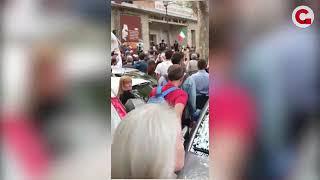 Neofaschistischer Angriff auf Gewerkschaftszentrale in Rom