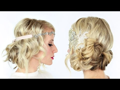 2 Gorgeous GATSBY Inspired Hairstyles Mp3