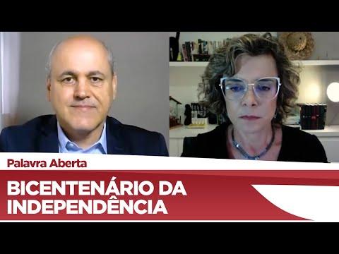 Gustavo Fruet comenta preparativos para celebração dos 200 anos da Independência do Brasil - 08/4/21