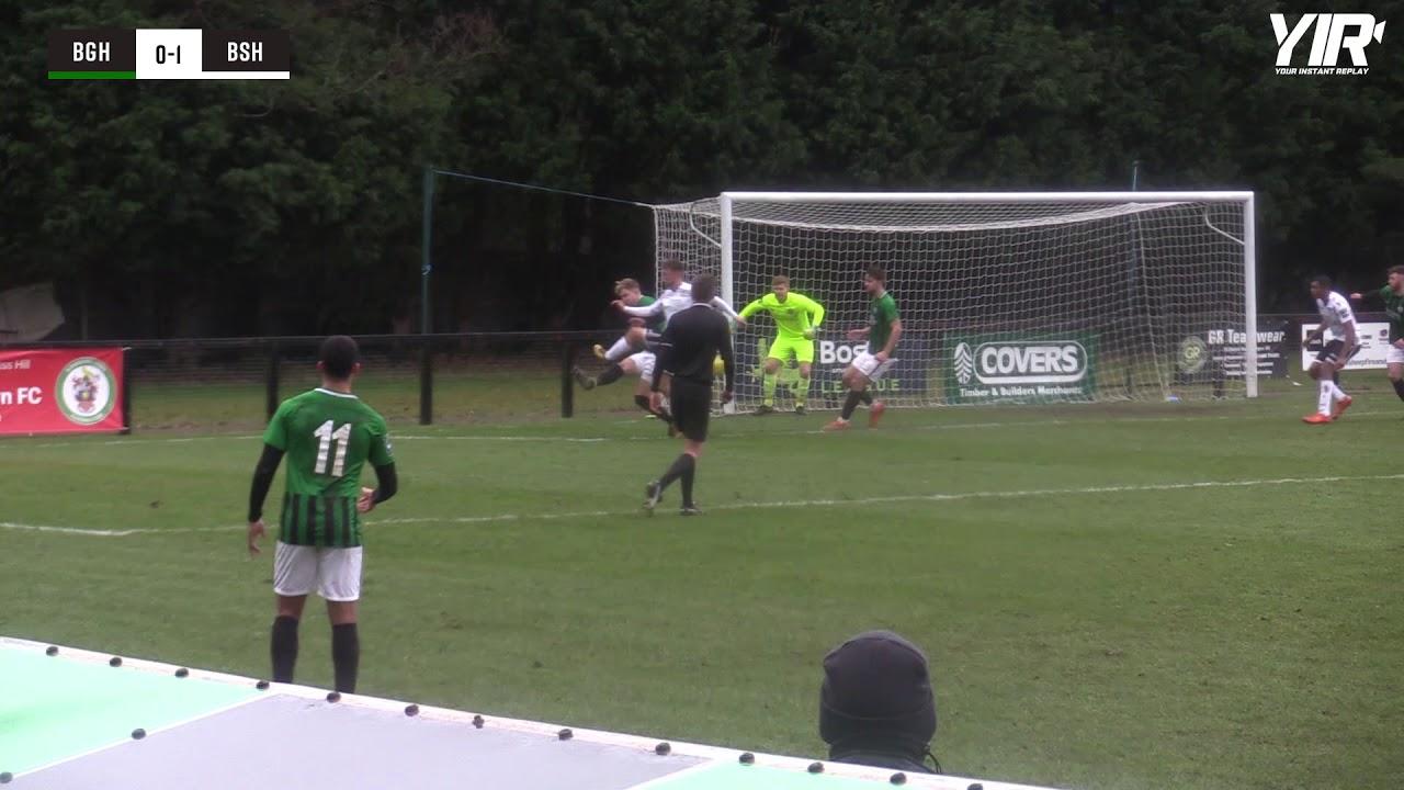 Highlights: BHTFC 0 Bishop's Stortford 3
