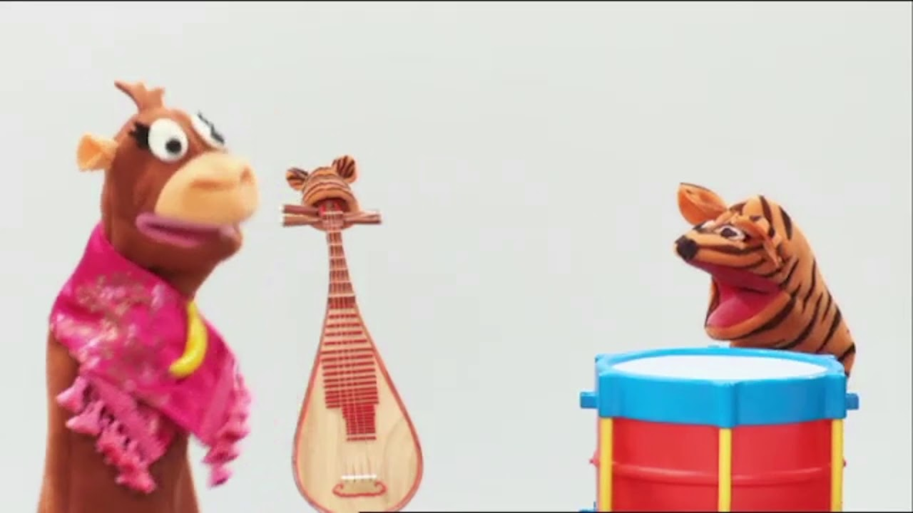 Baby Einstein: World Music, Part 3