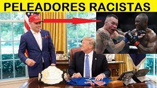 Top 10 Derrotas de Peleadores Acusados de Racismo
